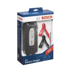 Bosch C1 autó akkumulátor töltő 12V 3,5A