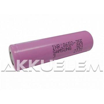 Ipari akkucella 18650 Li-ion 3500mAh INR18650 Samsung