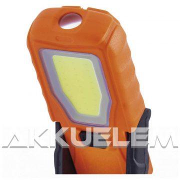5W 350lm COB LED + 0,5W LED szerelőlámpa P4110