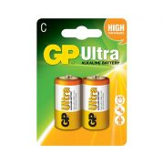 GP Ultra Alkaline LR14 C tartós elem 2db/bliszter (árdb)