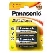 Panasonic Bronze LR14 C tartós elem 2db/bliszter