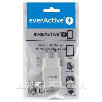 everActive 1xUSB töltő 5V 2,4A