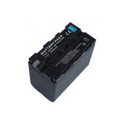 Sony NP-F960 6600mAh utángyártott akkumulátor