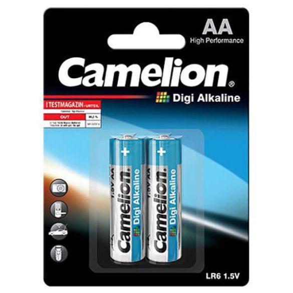 Camelion Digi Alkaline AA LR6 ceruza tartós elem 2db/bliszter (ár/db)