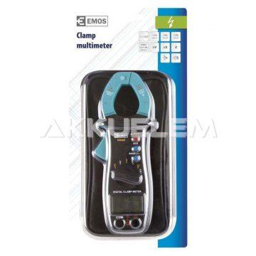 Digitális lakatfogó multiméter M0400