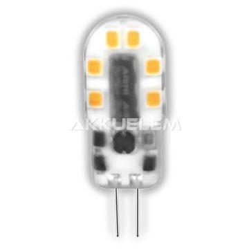 Avide G4 2,5W 12V 210lm 4000K LED-izzó 3év gar. A+