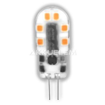 Avide G4 2,5W 12V 210lm 3000K LED-izzó 3év gar. A+
