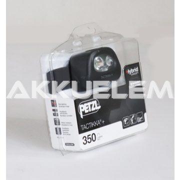 PETZL TACTIKKA+ 350lm fejlámpa FEKETE dizájn E089EA00