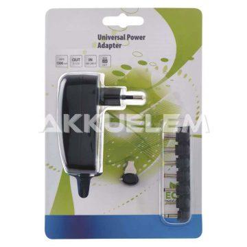 Adapter N3112 1500mA 5V2A 3-12V 100-240V 7 csat + USB