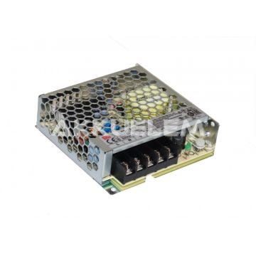 Tápegység 12V 6A 75W fémházas MeanWell LRS-75-12