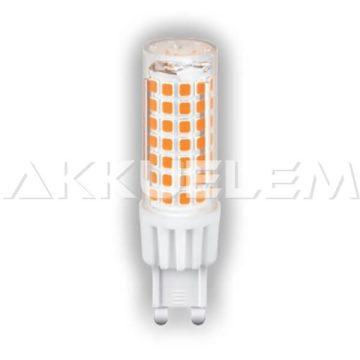 Avide G9 7W 3000K 640lm 220° LED-izzó