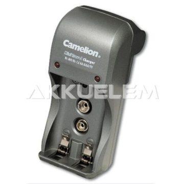 Camelion 9V/AA/AAA Ni-MH fali töltő összecsukható BC-1001A
