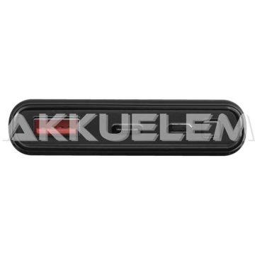 Külső akkumulátor USB-C 10000mAh fekete