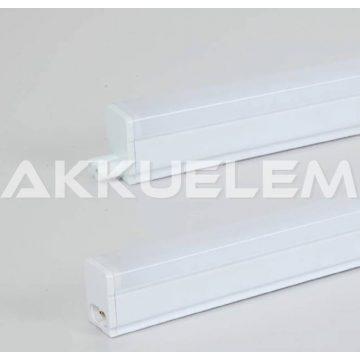 V-TAC komplett lámpatest 1440lm 3000K 16W T5 120cm