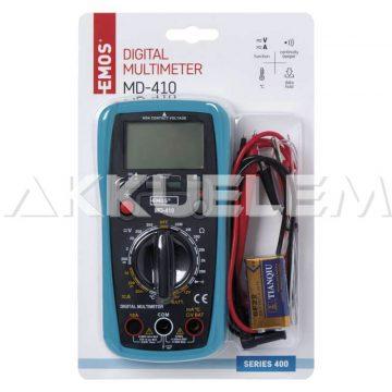 Digitális multiméter MD-410 M3691