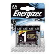 Energizer MAX Plus LR6 AA tartós elem 4db/bliszter ár/db