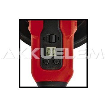 EINHELL CE-CP 18/180 Li E akkumulátoros polírozó- és csiszológép PXC SOLO