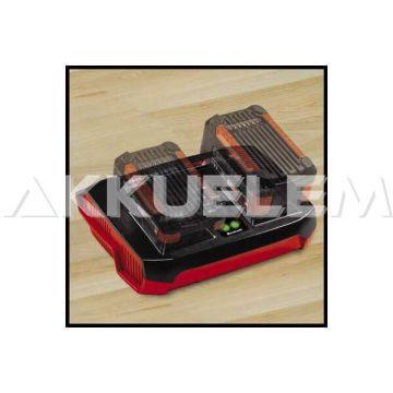 EINHELL TWINCHARGER akkumulátor töltő 18V dupla férőhelyes PXC