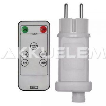 Távirányítható Trafó adapter IP44 lánc CNT