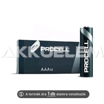 Duracell Procell LR03 AAA alkáli elem (ár/db)