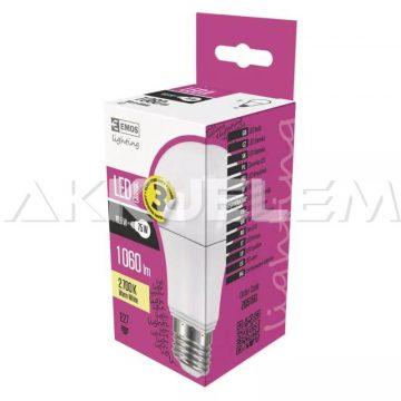 Classic E27 10,5W 1060lm 2700K A60 LED izzó