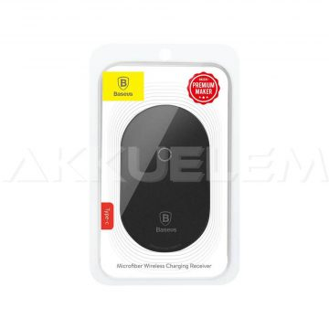 Baseus vezeték nélküli töltő adapter / töltés felvevő USB-C WXTE-B01