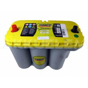 Optima Yellow 12V 75Ah 975A autó akkumulátor KÖZÉP *S - 5,5