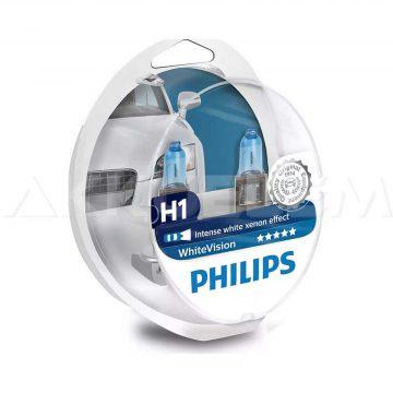 Philips WhiteVision H1 12V autó fényszóró izzó