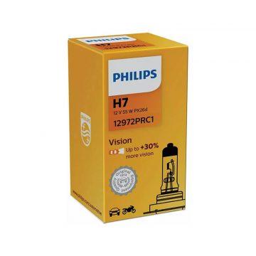 Philips Vision H7 12V autó fényszóró izzó 1 db
