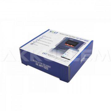 Napelem Töltésvezérlő 12V24V 20A MPPT  SOLAR Bluetooth VOLT Polska