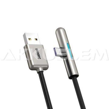 Baseus Flash töltő USB - USB-C  Type-C 40W 4A 2m fekete