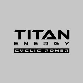 TitanCyclic Munka Akku