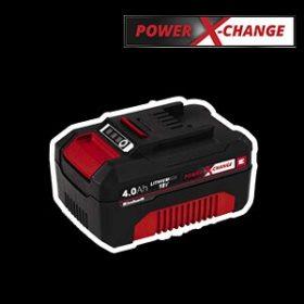 Power X-Change akkumulátorok