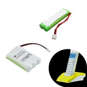 Cordless telefon akkuk/ Hordozható telefon akku
