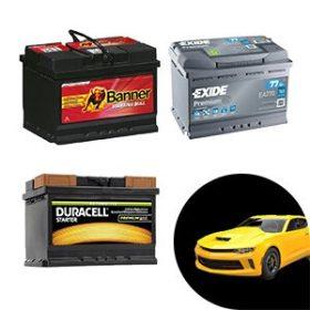 Autó akkumulátorok