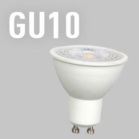 GU10 foglalattal