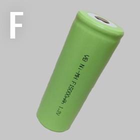F (33x89mm) Akkucella
