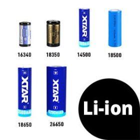 Li-ion akkuk (3,7V)