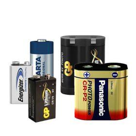 Lítium fotóelemek