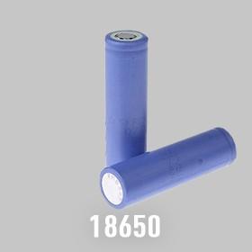 18650 LiFePO4 Akkucella