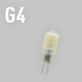 G4 LED Izzók