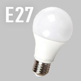 E27 LED Izzók