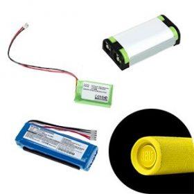 Audio, periféria akkumulátorok